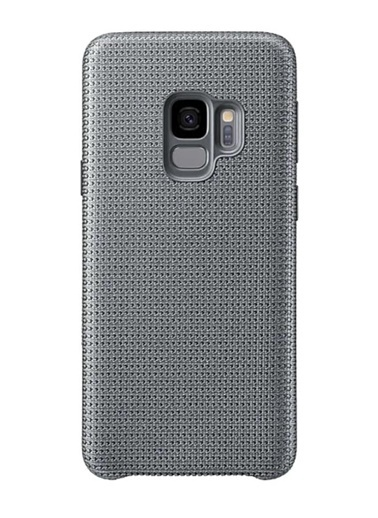 Samsung S9 Hyperknıt Gri Kılıf Gri